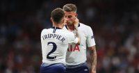 Kieran Trippier Toby Alderweireld Tottenham