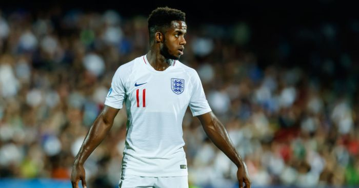 Ryan Sessegnon England under-21s