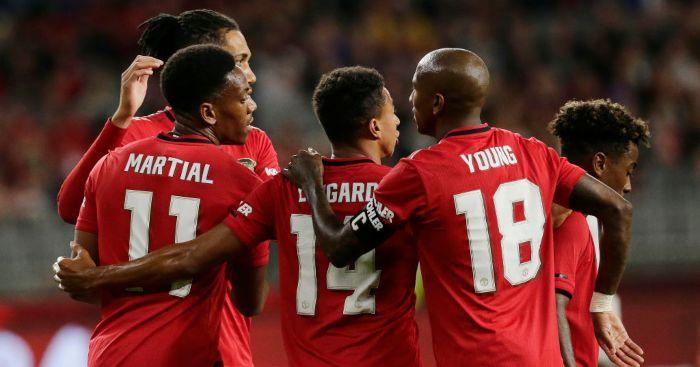Manchester United Leeds United