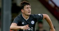Harry Maguire Leicester City