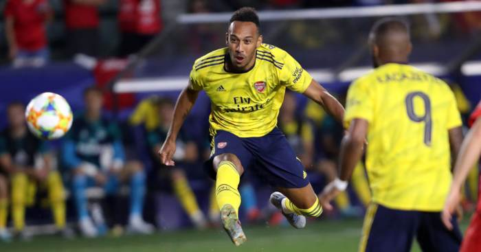 Pierre-Emerick Aubameyang Arsenal
