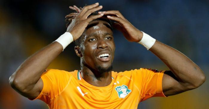 Wilfried Zaha Ivory Coast