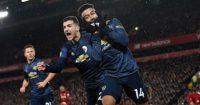 Jesse Lingard Manchester United Liverpool