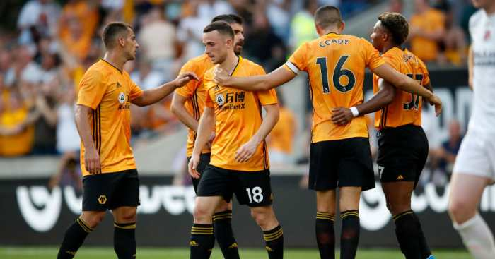 Wolves Crusaders Diogo Jota