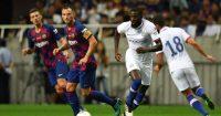 Tiemoue Bakayoko Chelsea Barcelona