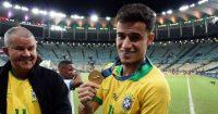 Philippe Coutinho Brazil Copa America