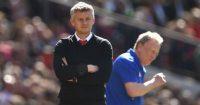 Ole Gunnar Solskjaer Neil Warnock Manchester United