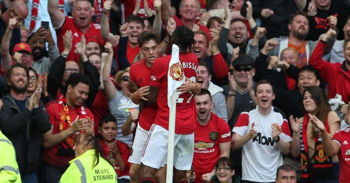 Daniel James Manchester United