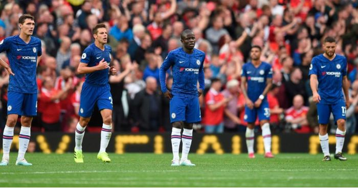Man Utd thrashing could be start of something special for Chelsea