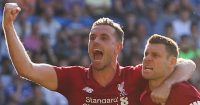 Jordan Henderson James Milner Liverpool