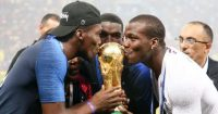 Paul Pogba France Mathias Pogba