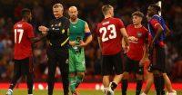 Fred Ole Gunnar Solskjaer Manchester United