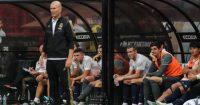 Zinedine Zidane Gareth Bale Real Madrid
