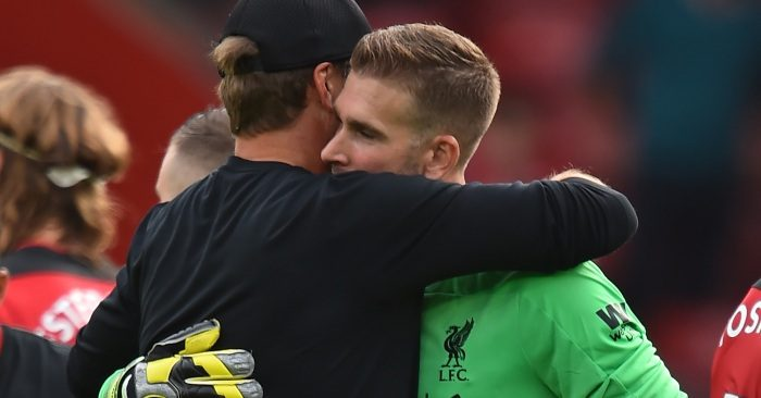 Image result for adrian liverpool mistake