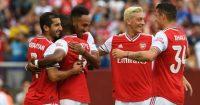 Arsenal Mesut Ozil Granit Xhaka