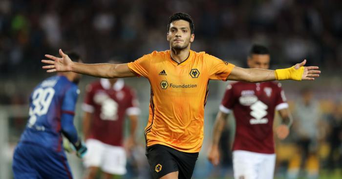Raul Jimenez Wolves Torino