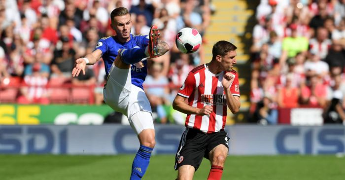 Sheffield United Leicester City