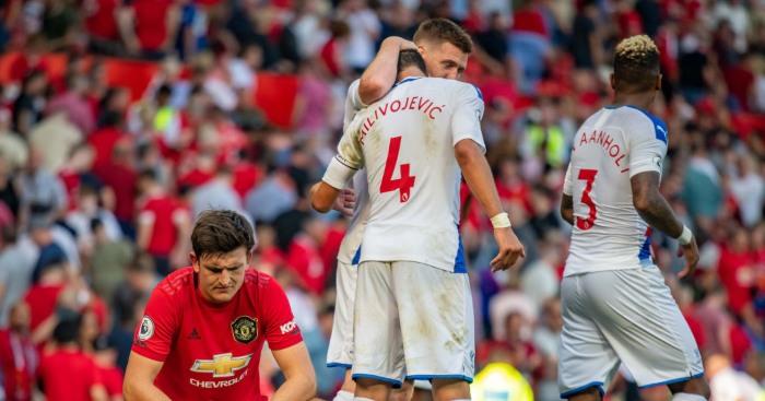 Four Reasons Man Utd Failed To Break Down Crystal Palace Football365 Com