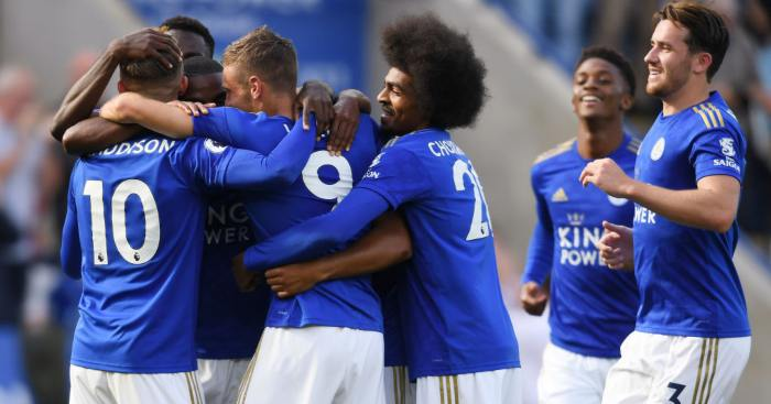 Leicester City Bournemouth