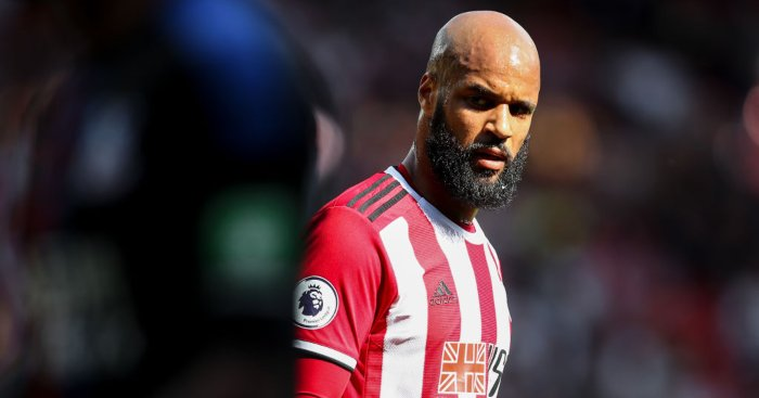 David McGoldrick Sheffield United