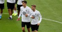 Kai Havertz Marco Reus Germany