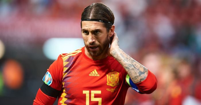 Ramos teases Real move for Man Utd star with 'amazing