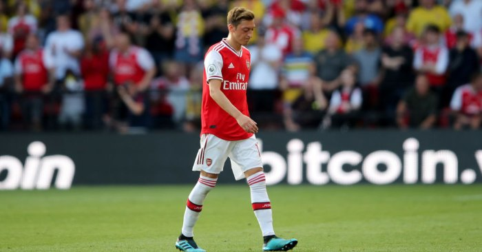 Is there really no hope for Mesut Ozil at Arsenal?