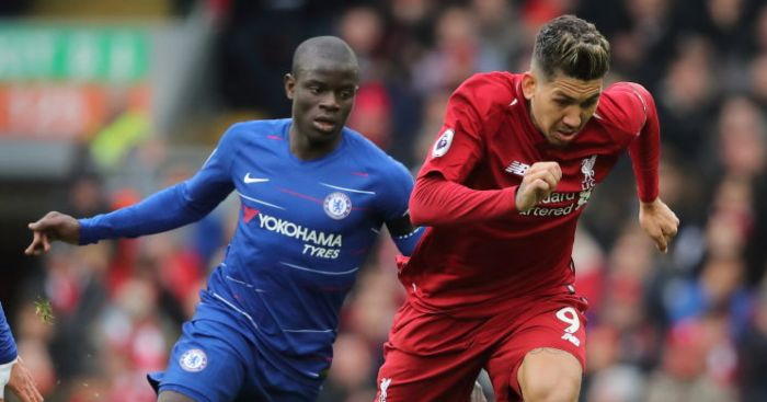 Liverpool Without Firmino Are An Ordinary Top-four Team