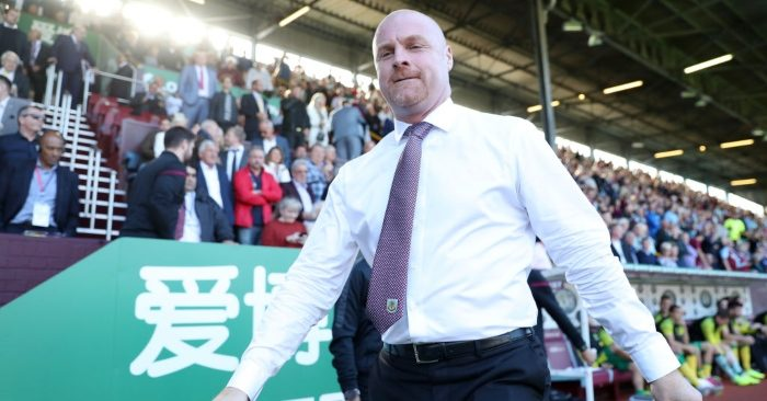 Sean-Dyche Burnley