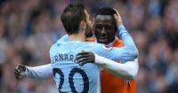 Bernardo Silva Benjamin Mendy Manchester City