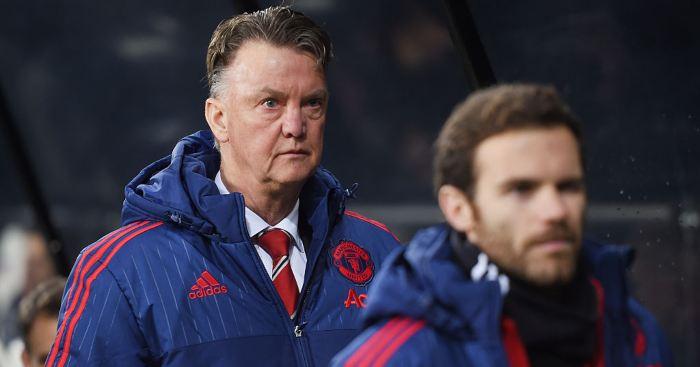 Juan Mata Manchester United Louis van Gaal