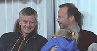 Ole Gunnar Solskjaer Ed Woodward Manchester United