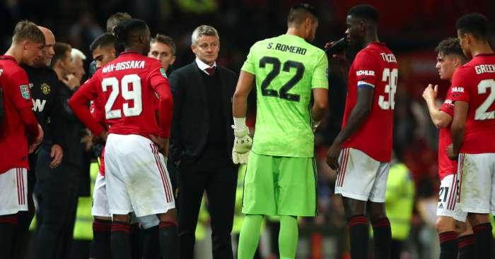 Solskjaer Decision Raised Eyebrows In Man Utd Dressing Room Football News