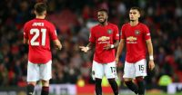 Fred Daniel James Manchester United