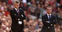Ole Gunnar Solskjaer Brendan Rodgers Manchester United Liverpool