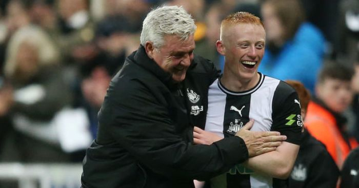 Steve-Bruce-Matty-Longstaff-Newcastle-F365