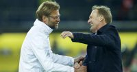 Hans-Joachim Watzke Jurgen Klopp Liverpool Dortmund