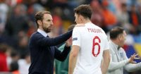 Gareth Southgate Harry Maguire England