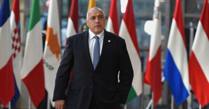 Boyko Borissov Bulgaria