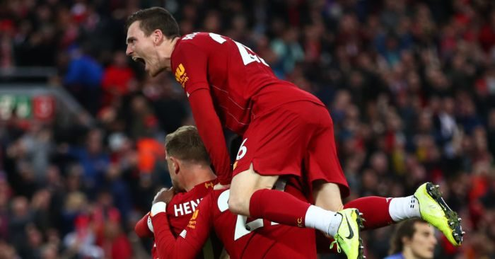 Image result for liverpool beat mAN UNITED