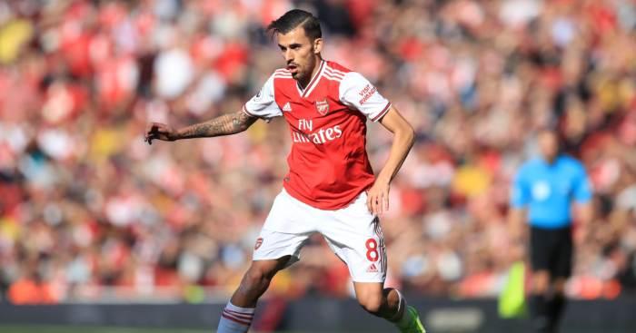 Dani Ceballos Arsenal