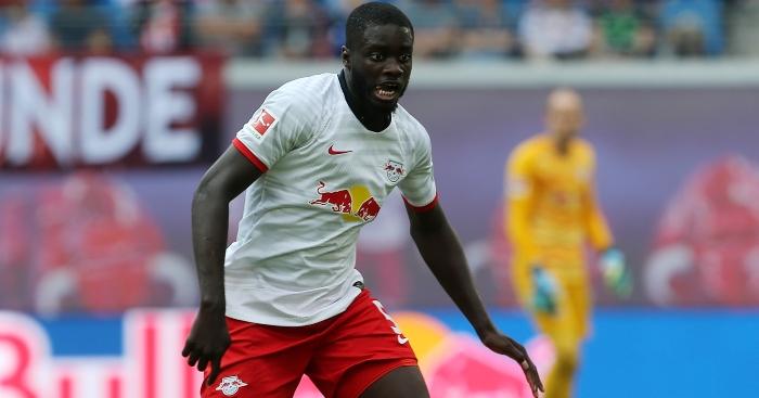 Dayot-Upamecano-RB-Leipzig-Arsenal