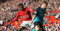 Patrice Evra Manchester United James Milner