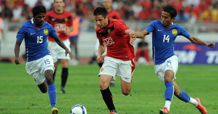 Zoran Tosic Manchester United