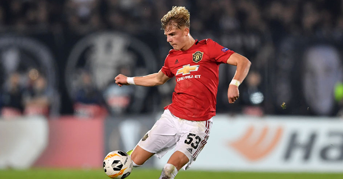 Newcastle keen to sign Man United youngster on loan - Football365.com