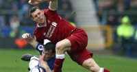 James Milner Liverpool Everton