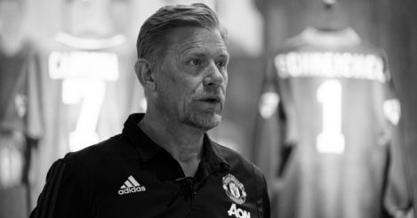 Peter Schmeichel Man Utd