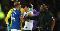 Son Heung-min Tottenham Everton