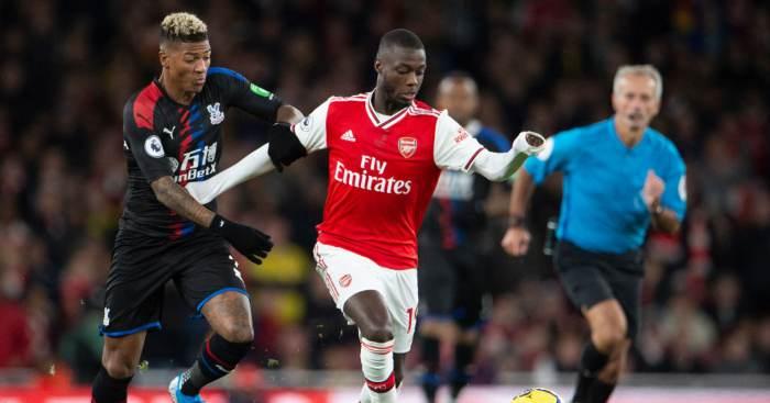Nicolas Pepe Arsenal