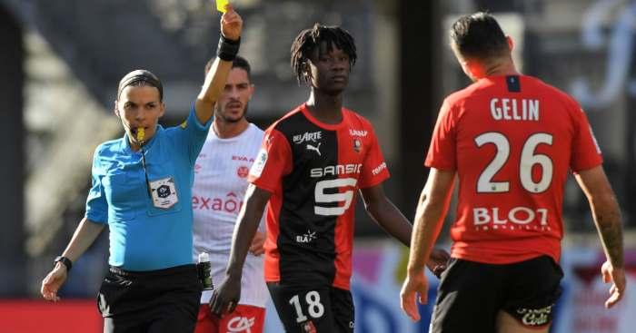 Eduardo Camavinga Rennes